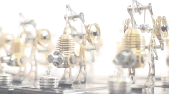 Modellbau - Modelle Stirlingmotor